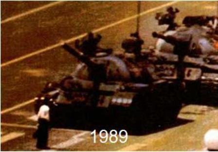 Tienanmen 1989