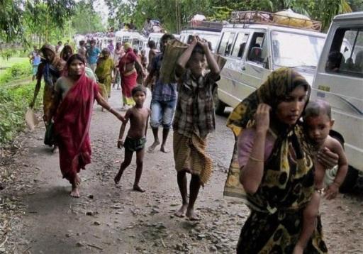Ind victims ethnic clash