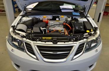 NEVS electric car