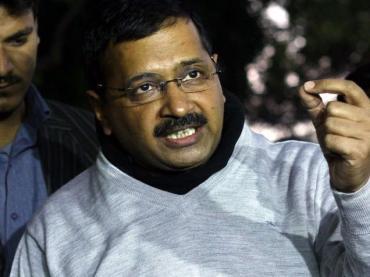 Delhi Chief Minister Arvind Kejrwal