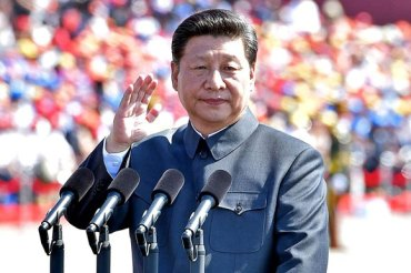 Xi Jinping appears to be building a personality cult around him as Mao did